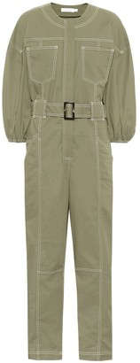 Jonathan Simkhai Annika stretch-cotton jumpsuit