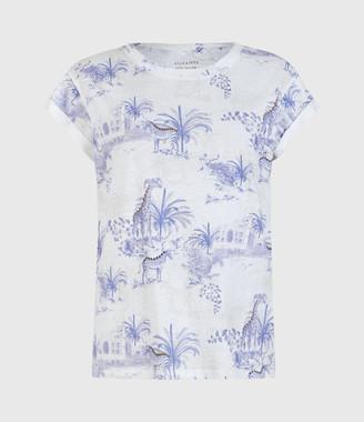 AllSaints Tajpur Anna T-Shirt