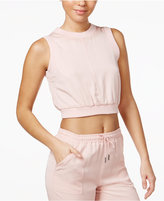 The Edit By Seventeen Juniors' Pleated Crop Top, Only at Macy's