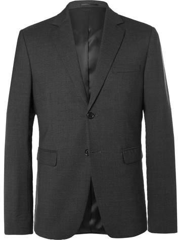 Acne Studios Grey Brobyn J Slim-Fit Wool Suit Jacket
