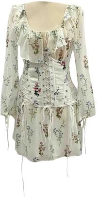 For Love & Lemons Multicolour Cotton Dresses