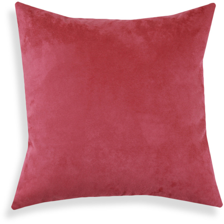 Passion Suede Dusty Rose Pillow