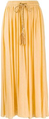 Forte Forte My skirt drawstring midi skirt