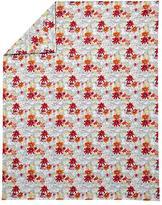 Twin Floral Pop Duvet Cover
