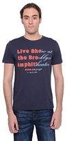 HUGO BOSS Orange Mensgrey T-shirt (Medium)