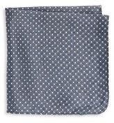 Saks Fifth Avenue Printed Silk Pocket Square