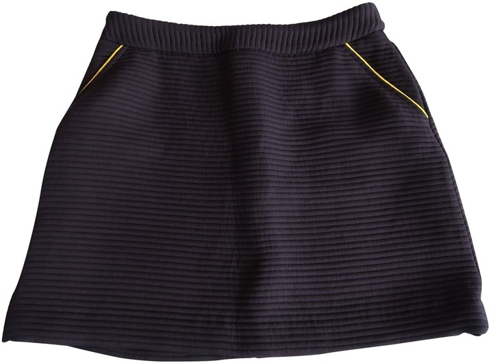 Zoe Karssen Blue Skirt for Women