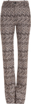 Missoni Pointelle Lace Straight Trs