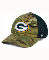 '47 Green Bay Packers Compass Relaxed CLOSER Cap