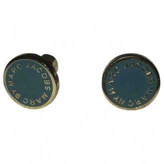 Marc By Marc Jacobs \N Turquoise Gold plated Earrings