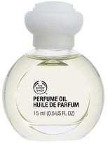 The Body Shop White Musk Perfume Oil, 0.5-Fluid Ounce