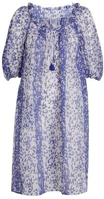 Thierry Colson Eva Printed Dress