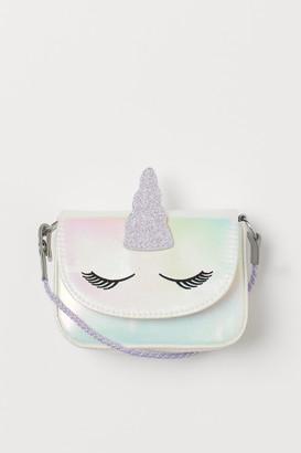 H&M Shimmery Shoulder Bag