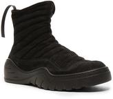 Unravel Suede High Top Sneakers