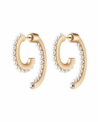 DEMARSON Convertible Pearly Luna Earrings