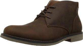 Nunn Bush Men's Lancaster Plain Toe Chukka Boot