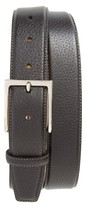Cole Haan Men's Pebbled Leather Belt