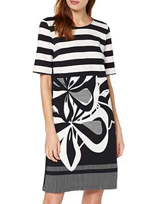Betty Barclay Women's 6417/0566 Dress,12 (Manufacturer Size: )