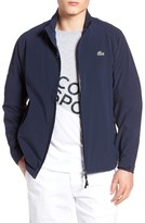 Lacoste Men's Golf Two-Layer Water Resistant Jacket