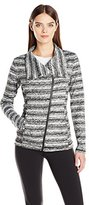 Lucy Women's Hatha Asymmetrical Zip Jacket