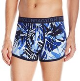 Kenneth Cole Reaction Men's Tropical Leaves Trunk
