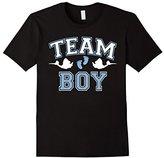 TEAM BOY Baby Shower Gender Reveal Shirt