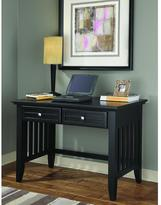 Home Styles Arts & Crafts Black Student Desk