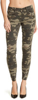 Dex Cropped Fatigue Skinny Jeans