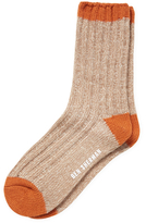Ben Sherman Intarsia Ribbed Boot Socks