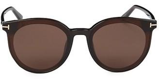 Tom Ford 63MM Cat-Eye Sunglasses