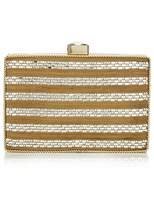 Adrianna Papell Stone Embellished Clutch
