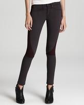 Rag and Bone Denim Leggings - The Lita Jean Slim Fit Paneled Legging