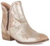 Seychelles Lucky Penny Zip Leather Boots