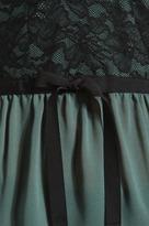 Lauren Conrad Paper Crown by Katherine Lace Top