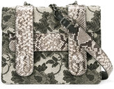 Antonio Marras floral print bag - women - Leather - One Size