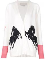 Stella McCartney 'Horse' cardigan