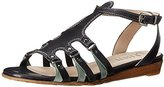 Fidji Women's V491 Wedge Sandal