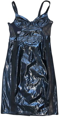 House Of CB Black Patent leather Dresses