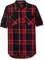 Akademiks Men's Mercer Woven Shirt