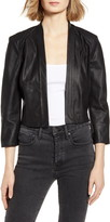 LAMARQUE Letsey Leather Moto Jacket