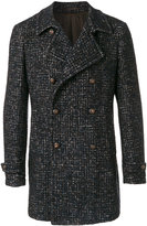 Tagliatore Charlie double-breasted coat