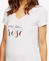 A Pea in the Pod Maternity Graphic T-Shirt
