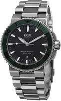Oris Men's 73376534157MB Analog Display Swiss Automatic Silver Watch