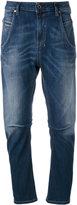 Diesel straight leg jeans - women - Cotton/Spandex/Elastane - 26/32
