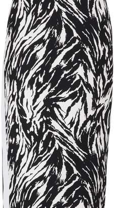 N°21 N 21 Printed midi-skirt