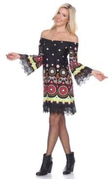 White Mark Women's Rakel Dress