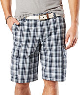 Dockers Flat-Front Cargo Shorts