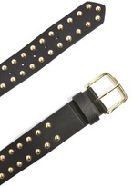 Topshop Women's Studded Faux Leather Belt