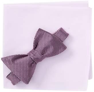 Nordstrom Rack Frazier Mini Bow Tie & Pocket Square Set