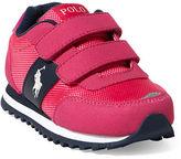 Ralph Lauren Toddler Zaton Faux-Suede Ez Sneaker